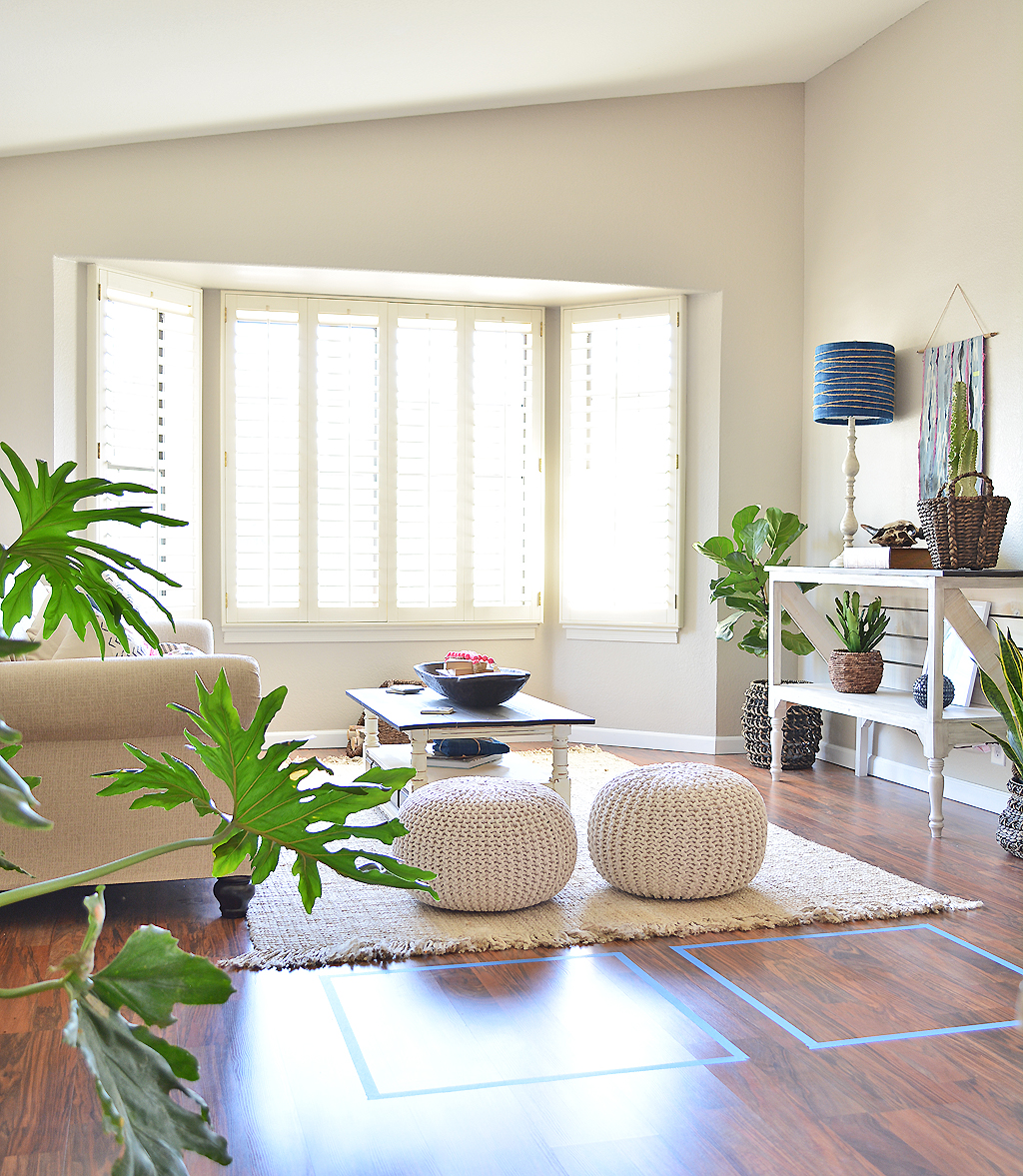 Designer Tip: How to Test Fit Home Decor Before Purchasing