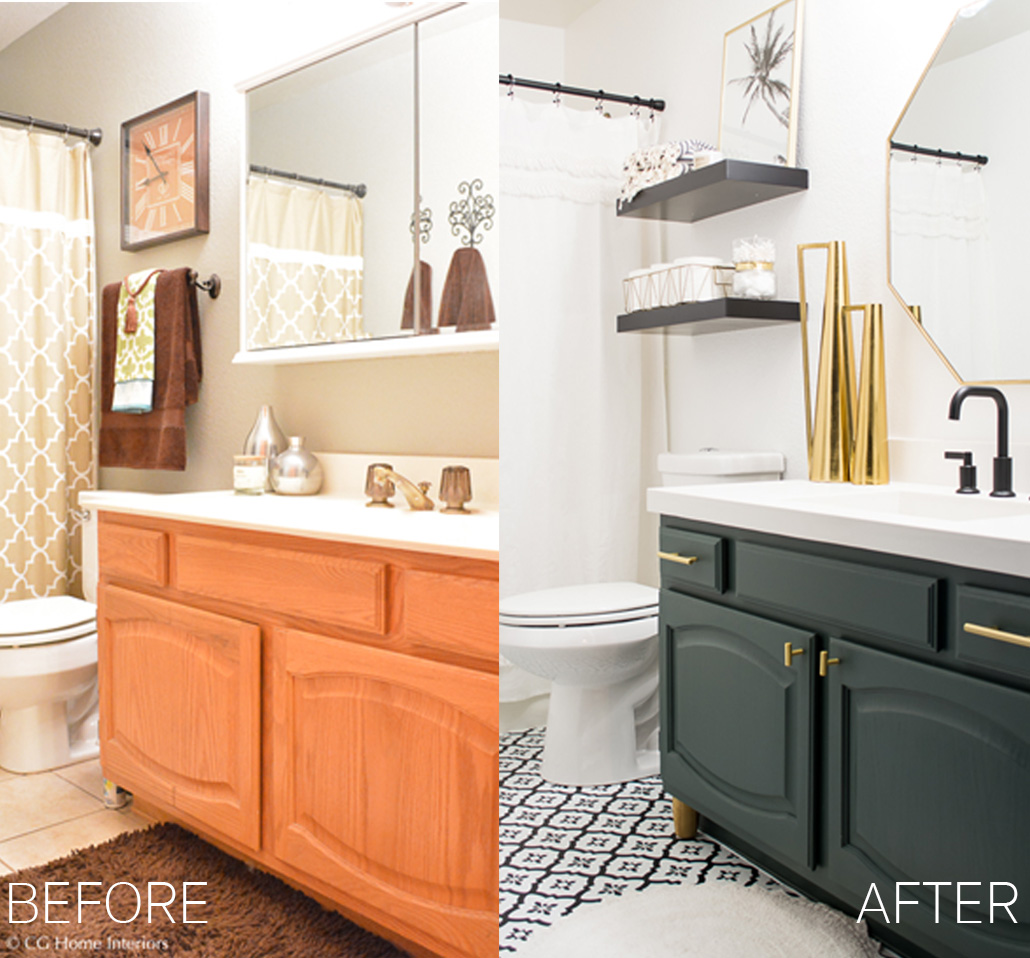 Modern Guest Bathroom Renovation