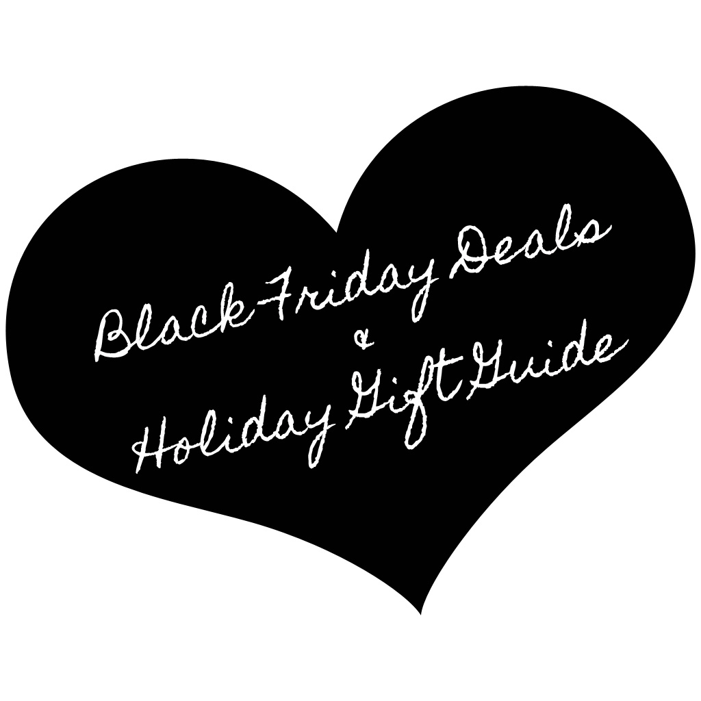 Black Friday Steals & Holiday Gift Guide