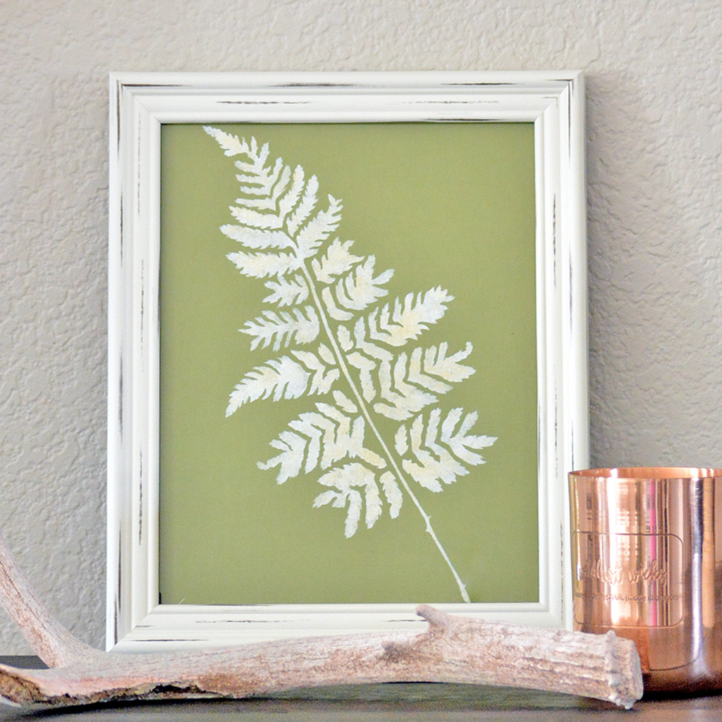 Framed leaf wall art set of 2 cg home interiors for Wall artwork paintings