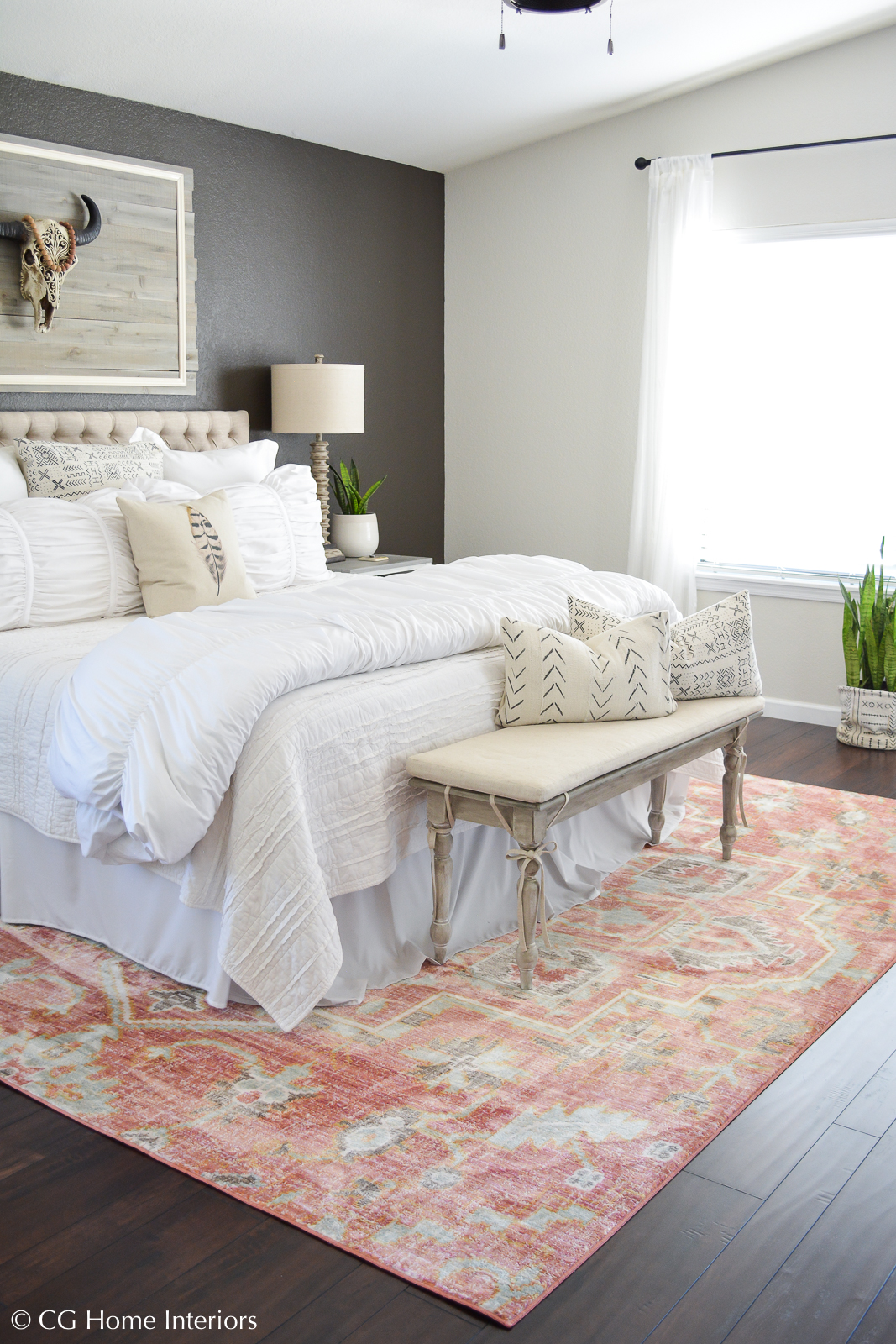 How to keep a tidy home, make the bed