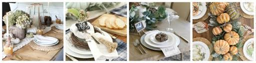 Fall Tablescape Linkup