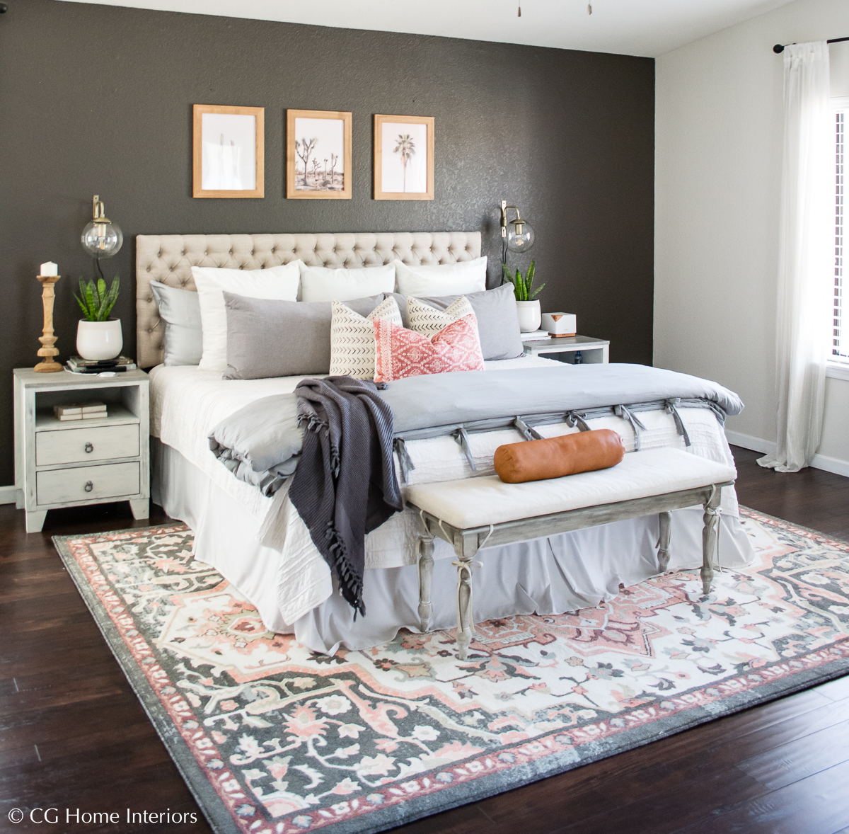 Master Bedroom Refresh Under $500 | Mohawk Home Spring Tour