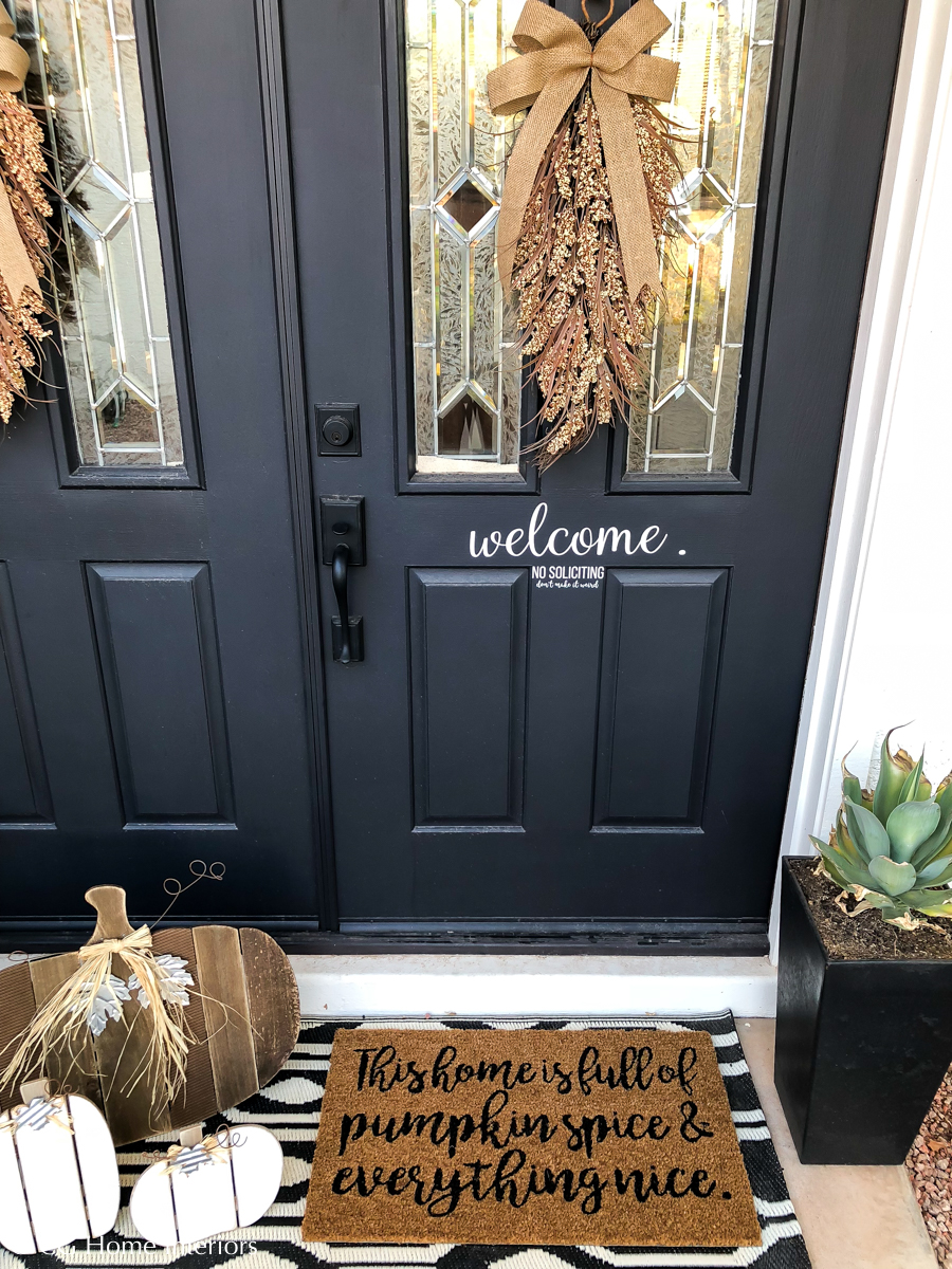 The Best Neutral Front Porch Fall Décor | Kirkland's