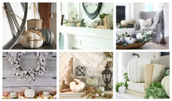 Fall Mantle Blogs